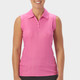 Nancy Lopez Grace Sleeveless Polo (5 colors)