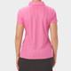 Nancy Lopez Grace Short Sleeve Polo (Spring Solids)