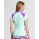 Annika Players Colorblock Polo - Sonic