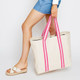 Ame & Lulu Hamptons Beach Tote (4 colors)