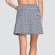 Tail Mari Golf Skort - Chain Jacquard