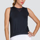 Tail Geri Tank - Onyx Black