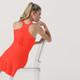Tail Coletta Racerback Tennis Dress - Mandarin