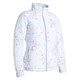 Abacus Heaven Reversible Padded Jacket - Fog Melange