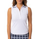 Golftini Stretch Pique Cotton Ric Rac Polos