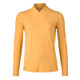 Daily Sports Agnes Long Sleeve Mock - Amber