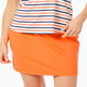 BelynKey Keystone Jersey Skort - Orange