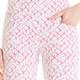 Pink Grid-M4081