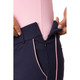 Golftini Pull On Pant - Navy/Pink