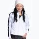 Layer Up White/Black Jacket