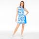 Amy Sport Beverly Skort - Milos/Tie Dye Blue