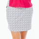 Keystone Jersey Skort - Chalk Pebble