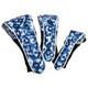 Headcovers - Blue Leopard