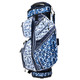 Golf Bag - Blue Leopard