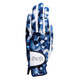 Glove - Blue Leopard