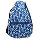 Tennis Backback - Blue Leopard