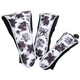 Headcovers - Graphite Floral