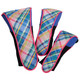 Headcovers - Plaid Sorbet