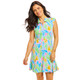 Allison Sleeveless Polo Dress