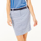 BelynKey Tailored Golf Skort - Laguna Grid