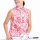KINONA Keep It Covered Sleeveless Top - Watermelon Floral