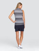 Tail Kassidy Sleeveless Mock - Dynamic Jacquard