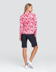 Tail Cora UV50 Long Sleeve Sun Mock - Playful Posy