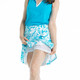 Swing & Swish Golf Skort - Mediterranean Floral