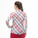 SanSoleil SolCool Long Sleeve Polo - Hop Scotch