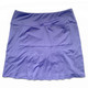 Amy Sport Marissa Pleat Skort - Lilac