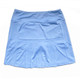 Marissa Pleat Skort - Light Blue