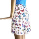 Amy Sport Marissa Pleat Skort - Butterfly