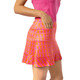 Golftini Pull-On Ruffle Stretch Skort - Push Up Pop