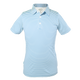 Garb Boys Carson Striped Golf Polo