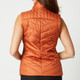 Evee Quilted Vest - Copper