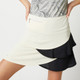 Yaya Golf Skort - Egret/Black