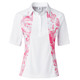 Daily Sports Adelina Half Sleeve Polo - White