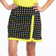 KINONA Simply Sassy Golf Skort - Optic Dot