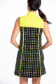KINONA Sunny Days Sleeveless Dress - Optic Dot