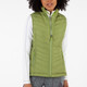 Sunice Maci Quilted Reversible Vest - Avocado/Green Apple