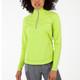 Sunice Anna Lightweight Zip Pullover - Green Apple
