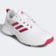 Adidas Response Bounce 2.0 Golf Shoe - Wild Pink/Silver Metallic