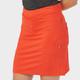 Nancy Lopez Club Golf Skort - Fiery Red