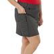 Nancy Lopez Pro Golf Skort - Black/White