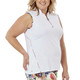 Nancy Lopez Relax Sleeveless Mock (Fashion Colors)