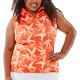 Nancy Lopez Soar Sleeveless Mock (Fashion Colors)