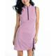 KINONA Rouched and Ready Sleeveless Dress - Foulard