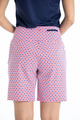 KINONA Tailored and Trim Shorts - Foulard