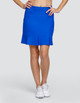 "Tail Jocelyn 19"" Pleated Golf Skort - Admiral Blue"