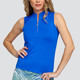 Tail Venus Sleeveless Mock - Admiral Blue